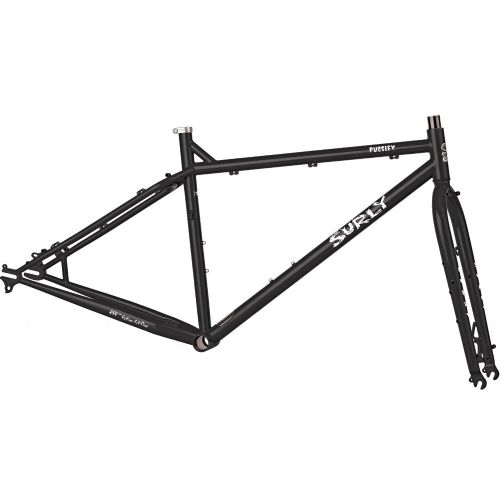 Surly Pugsley FatBike Frameset (frame and forks)